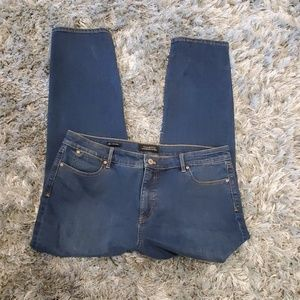 Talbots Flawless 5 Pocket Jeans Size 16